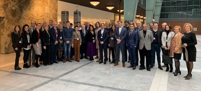 The WTCA's Network in Europe